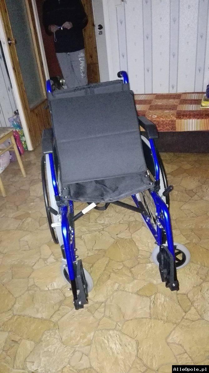 wózek inwalicki