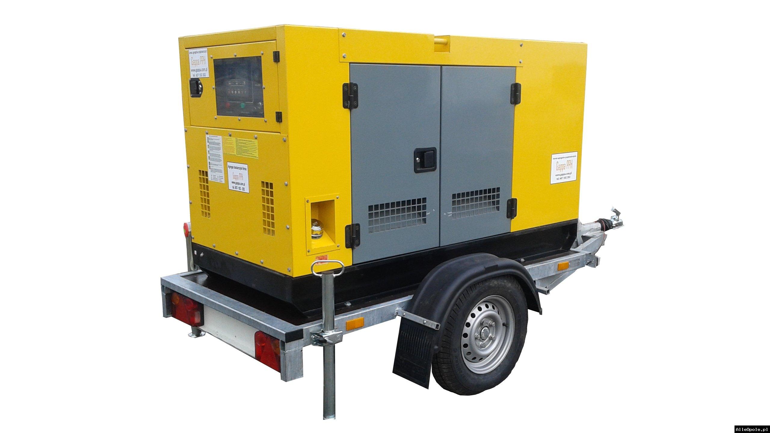 wynajmę, najmę agregaty prądotwórcze, generator pradu